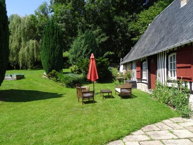 acheter une maison de charme près de Caudebec en Caux