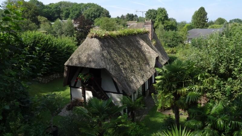 Authentique chaumière normande à vendre A proximité du parc de Brotonne et de la Seine, 27.