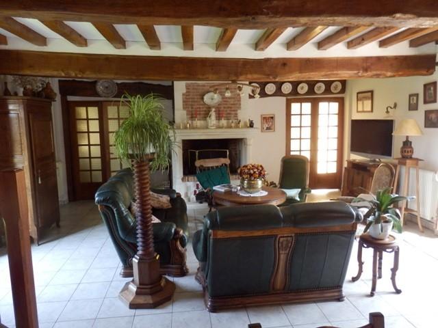 achat d'une maison normande entre Yvetot et Rouen sur 3h