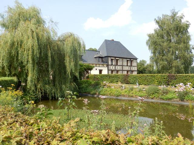 acheter une maison normande sur 3 ha de terrain