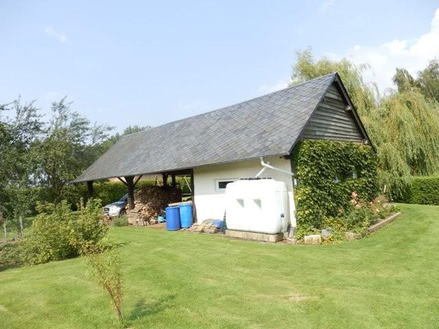 achat d'une grande maison normande en très bon état dans la campagne normande près d'Yvetot