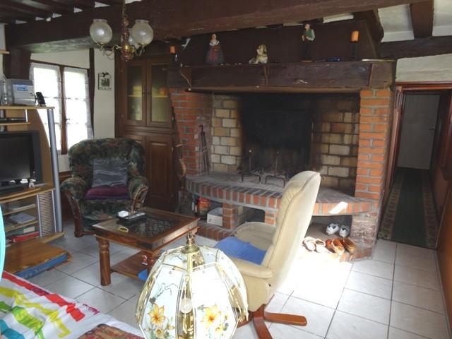 vente d'une maison ancienne près de la forêt de Brotonne