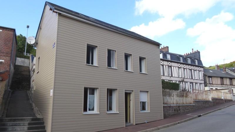 Vente d'une maison de ville entièrement restaurée Caudebec en Caux, 76, Vallée de Seine,