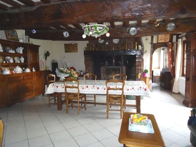 achat d'une maison à colombages près d'Yvetot