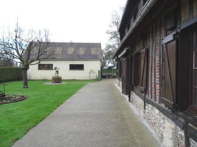 maison normande à vendre en Pays de Caux