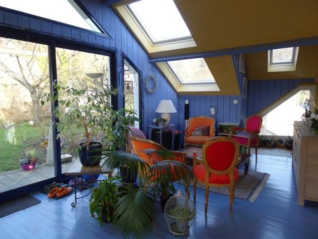 Vente d'une maison de ville entièrement restaurée proche de Caudebec en Caux,  Vallée de Seine,  76,